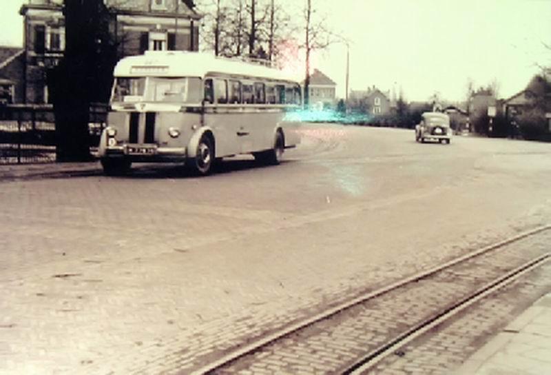 1948 AEC Regal MKIII AEC carr Verheul GTW 357