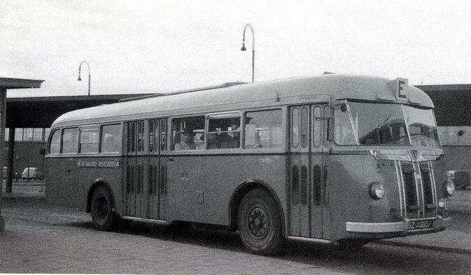 1948 Kromhout TB 5T 5LW - Verheul, Waddinxveen 1948-1950