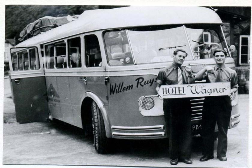 1948 Kromhout Verheul Willem Ruys