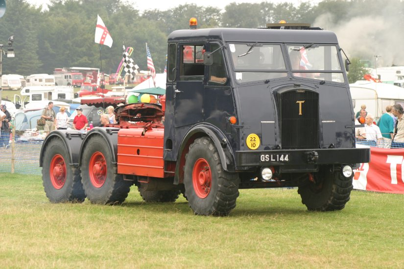 1948 Thornycroft Big Ben