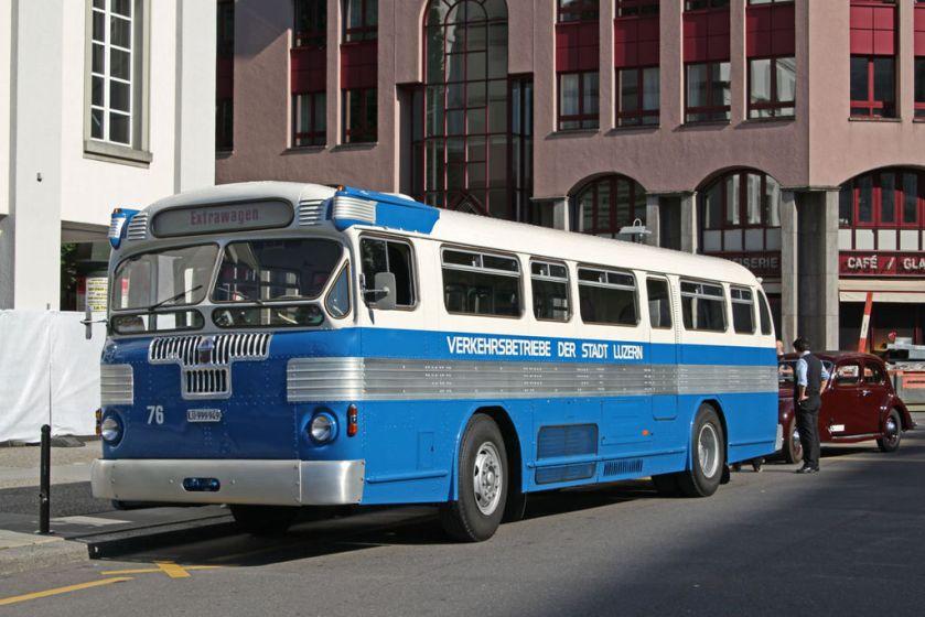 1948 Twin Coach Lucerne