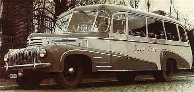 1948 Van Hool Ideal Car