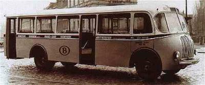 1948 Van Hool Modelnr 4