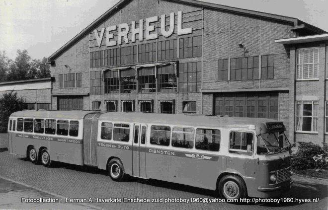 1948 Verheul BBA busdiensten