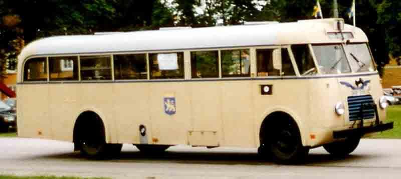 1948 Volvo B513X Bus