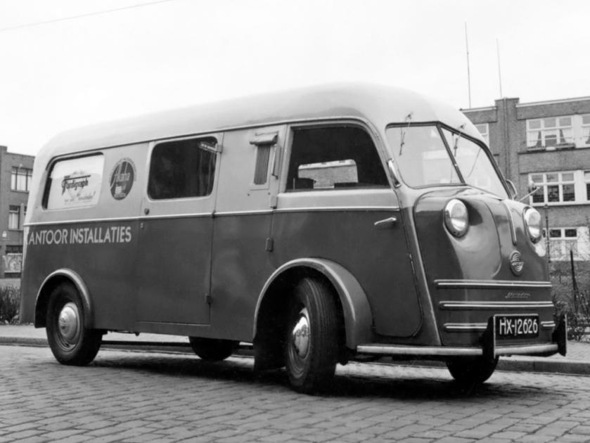 1949-52 Tempo Matador
