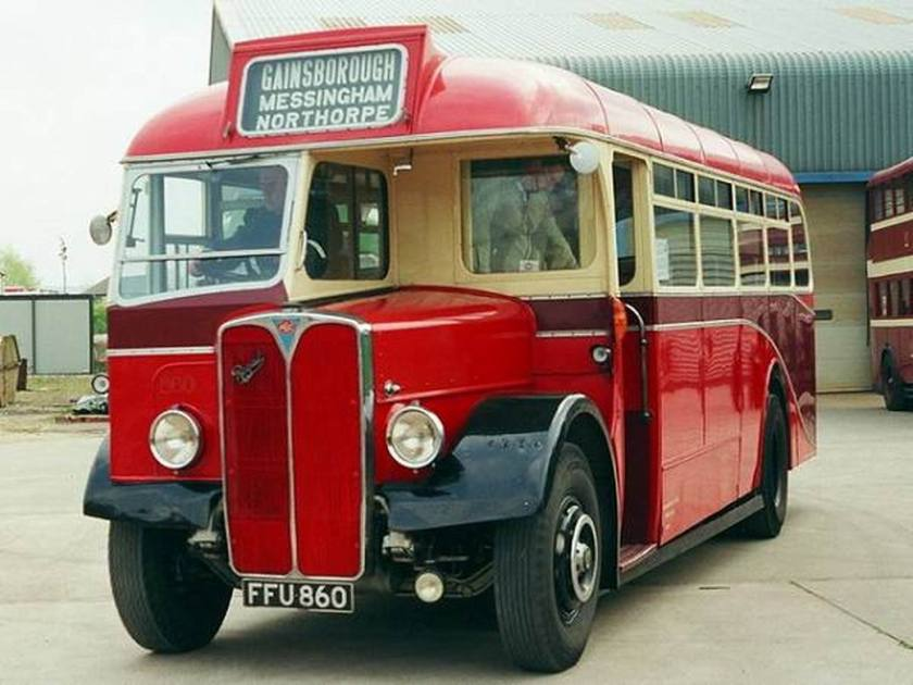 1949 AEC Regal III - Willowbrook body