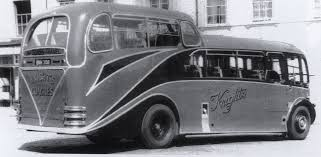 1949 AEC Regal Whitson observation coach