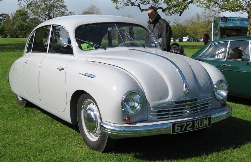 1949 Tatra plan mfd 1950cc