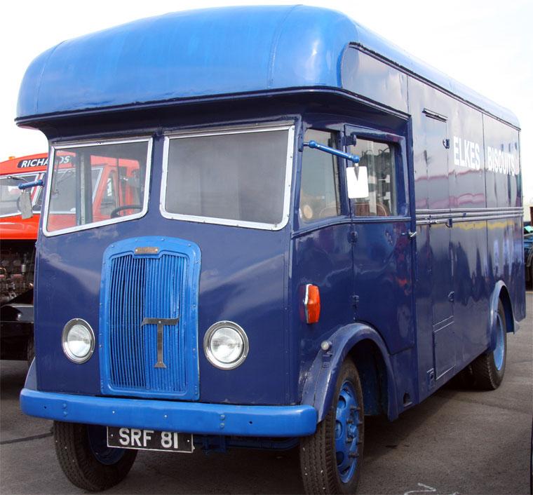1949 Thornycroft a
