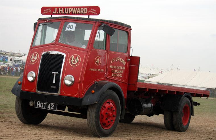 1949 Thornycroft Sturdy