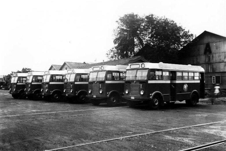 1949 Thornycroft Sturdy12