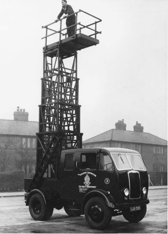 1949 Thornycroft Sturdy2
