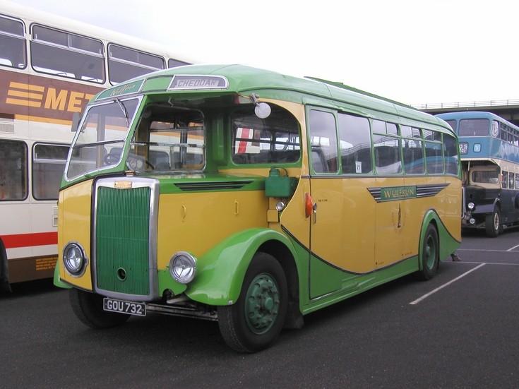 1949 Tilling Stevens Bus + Coach