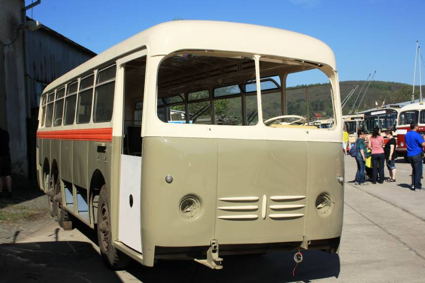 1950-57 Tatra 500 HB