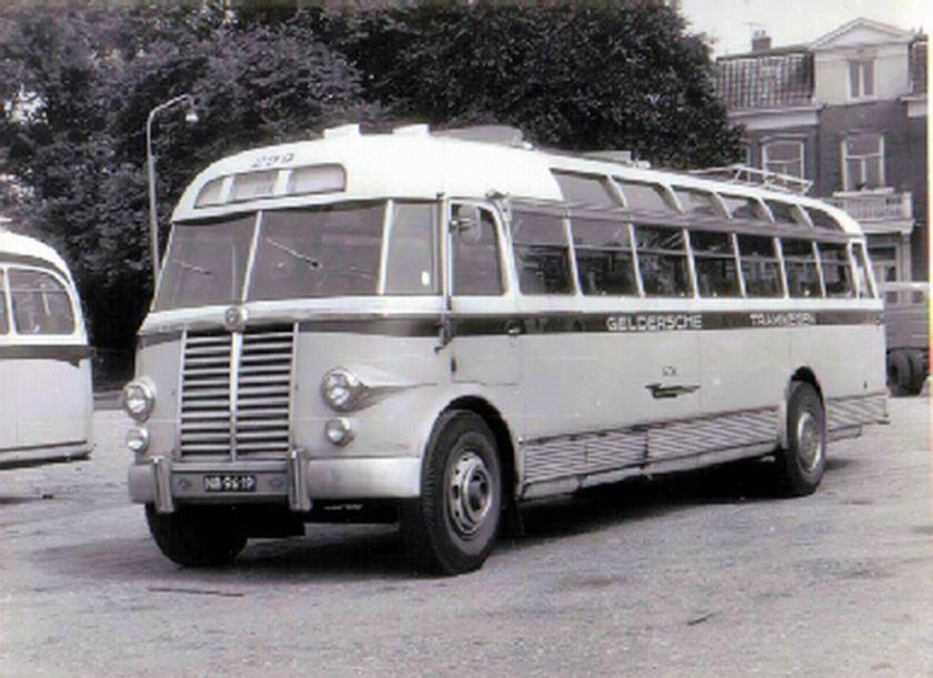 1950 AEC Regal MkIII AEC carr Verheul GTW 359