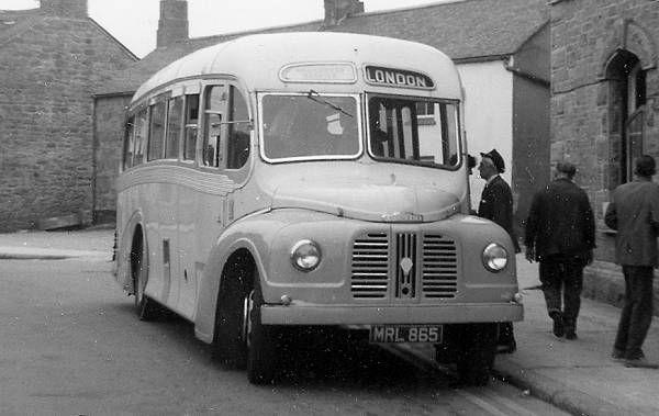 1950 Austin K4SL Whitson