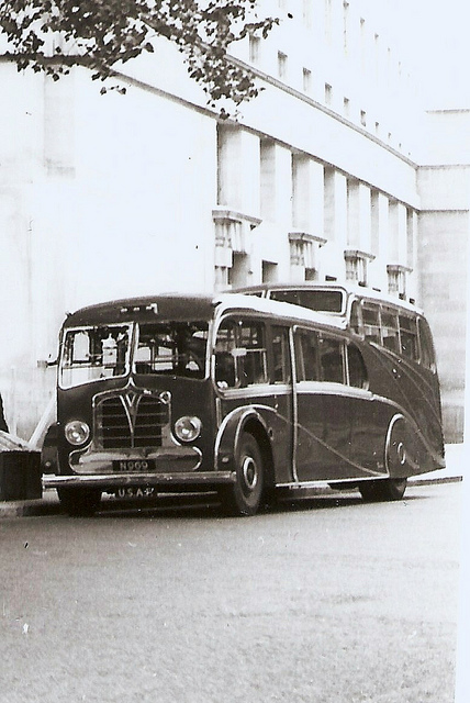 1950 N969 USAF Whitson Observation Coach