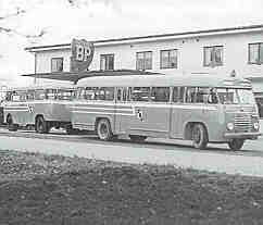 1950 Scania Vabis + VBK Borre034
