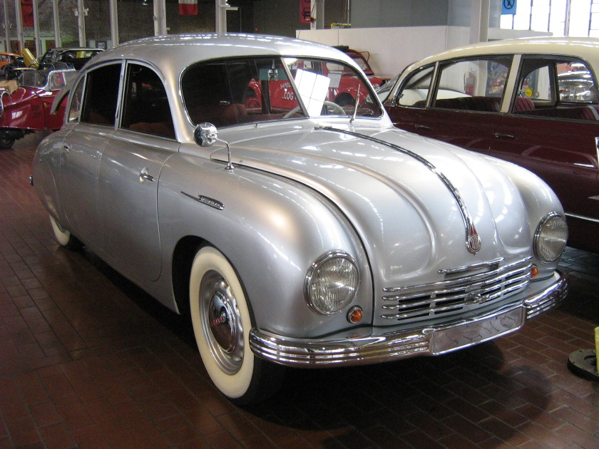 1950 Tatra T 600 Tatraplan