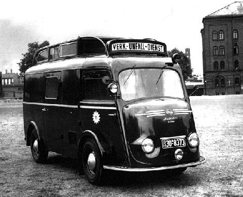 1950 Tempo Matador 1950