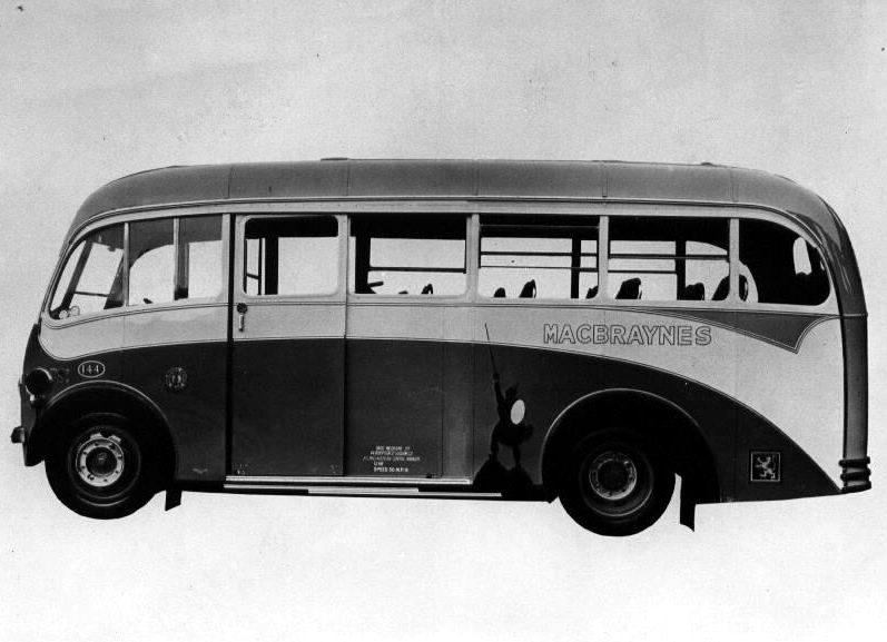 1950 Thornycroft Nippy1