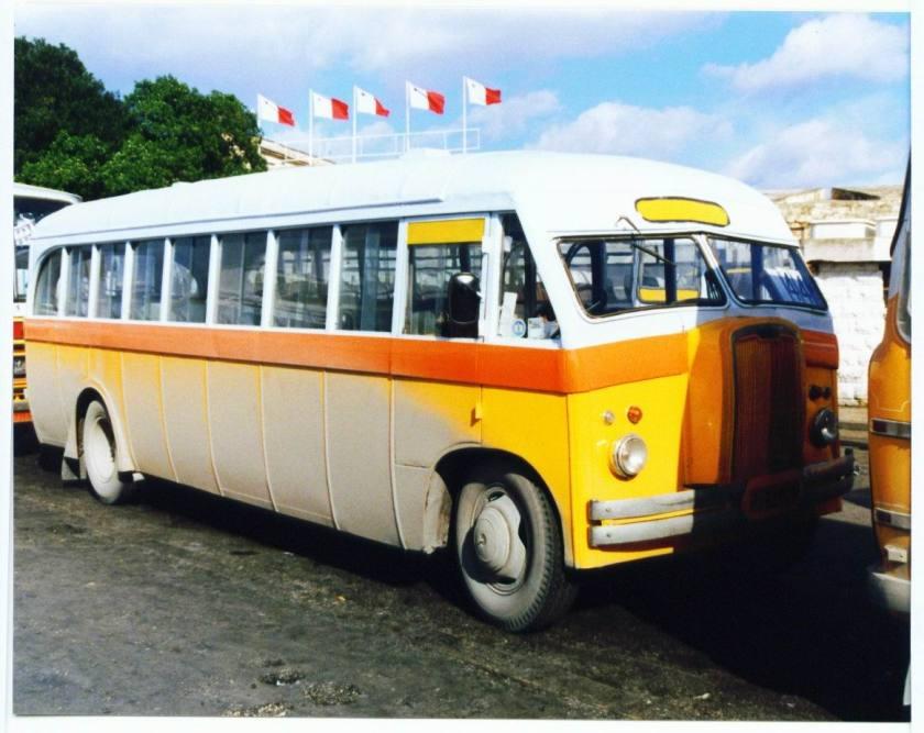 1950 Thornycroft Sturdy Y-0382