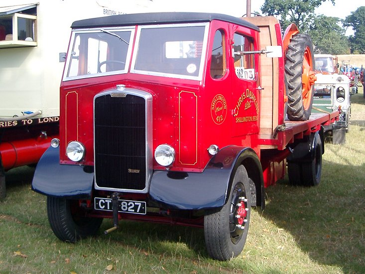 1950 Thornycroft Sturdy