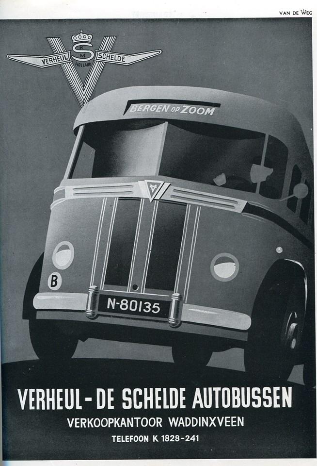 1950 Verheul - De Schelde