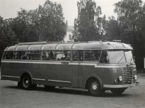 1950 Volvo modell 31s