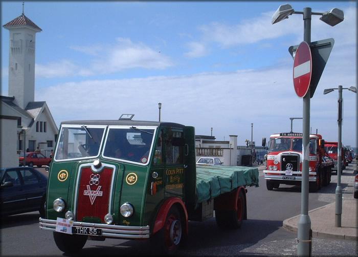 1950 Vulcan truck10 THK55