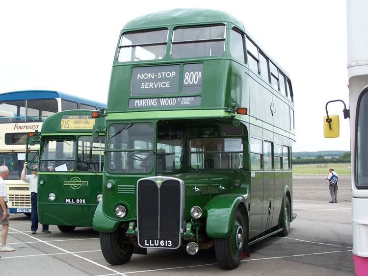 1950 Weymann UK