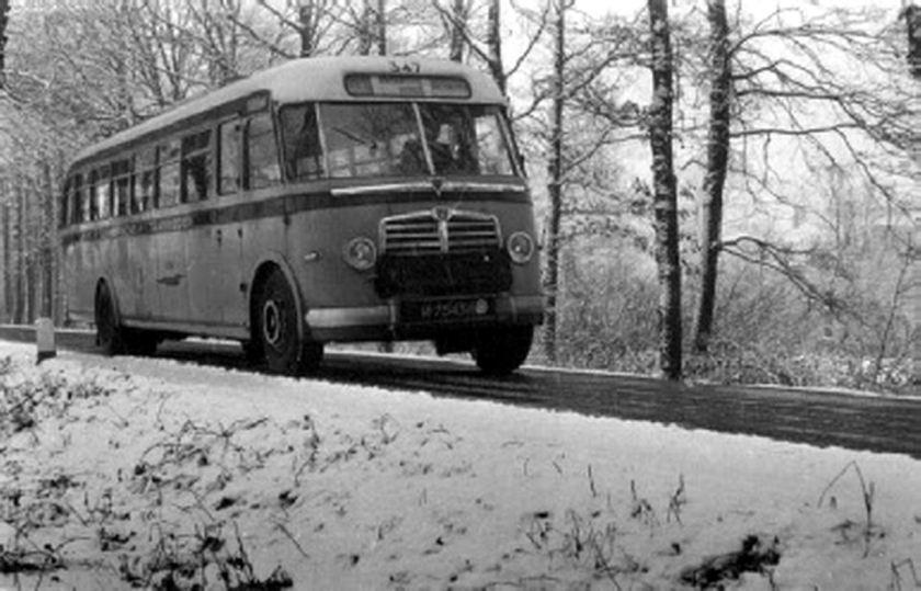 1951 AEC Regal MkIII AEC A217 carr Verheul GTW 347