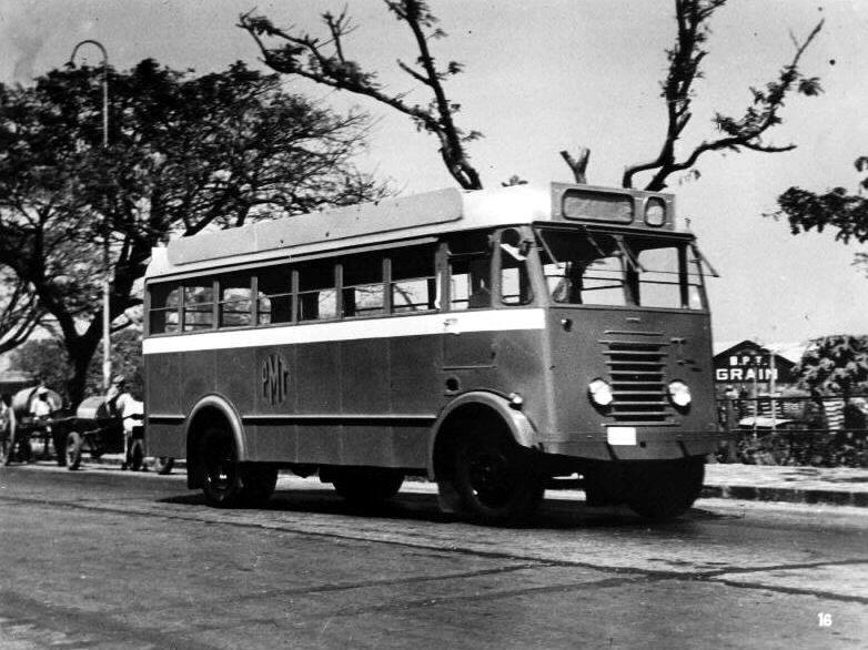 1951 Thornycroft Sturdy16