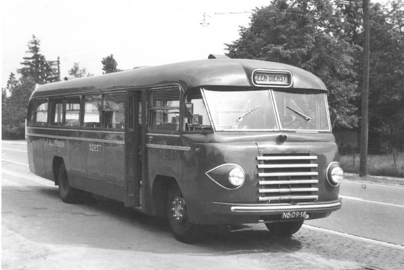 1951 Volvo Hoogeveen