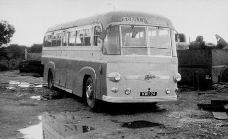 1952 Foden PVRF6 Whitson C39C KWU-24a