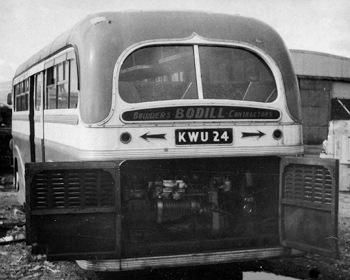 1952 Foden PVRF6 Whitson C39C KWU-24b