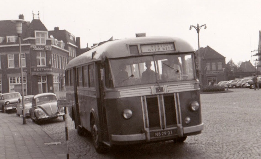 1952 Kromhout carr. Verheul NB-29-03