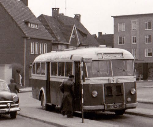1952 Kromhout carr. Verheul NB-29-05