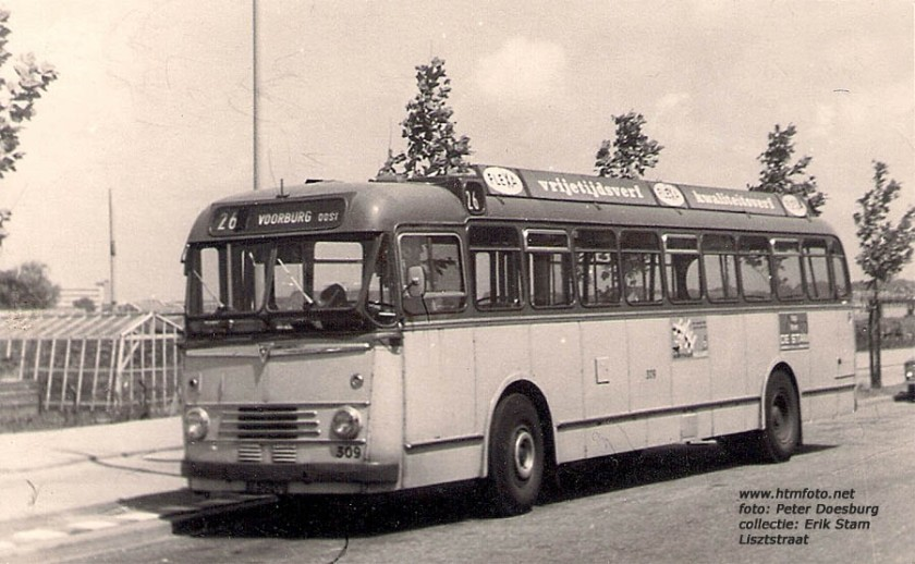 1952 Kromhout TBZ-100 - VerheulKromhout Loosduinen
