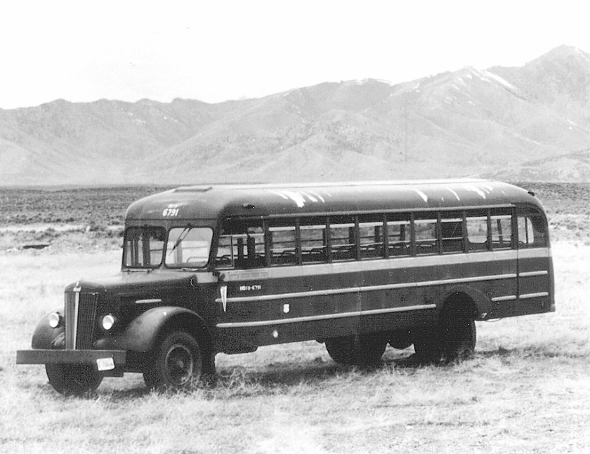 1952 White Fleet