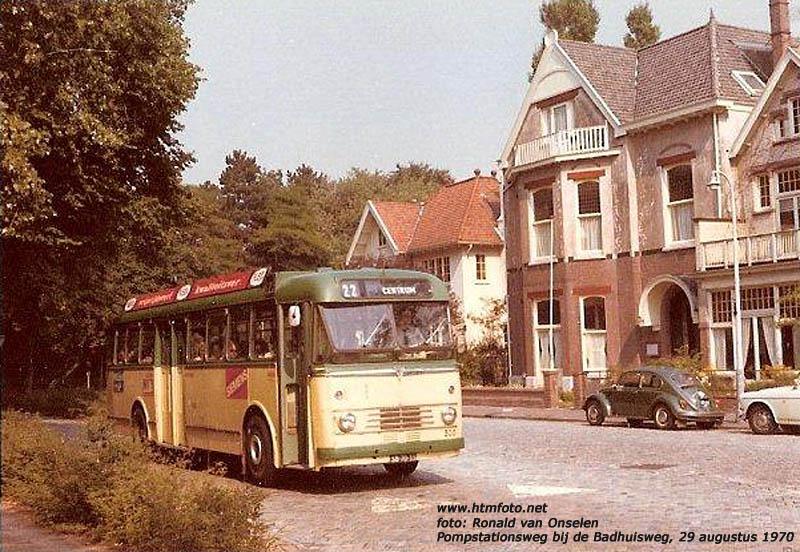 1953 Kromhout TBZ-100 - Verheul 303 1970
