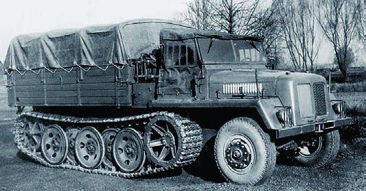 1953 Tatra-809