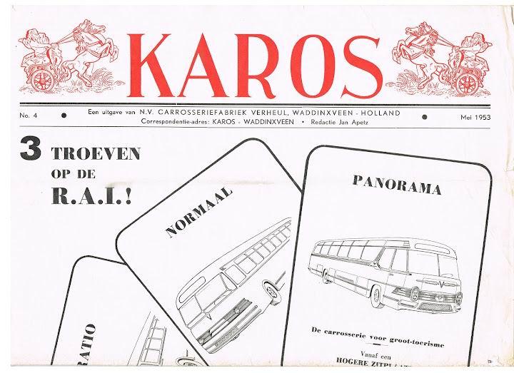 1953 VERHEUL KAROS-4 mei 1953