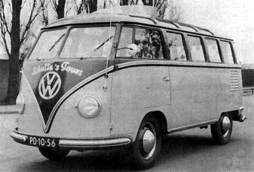 1953 Volkswagen Samba