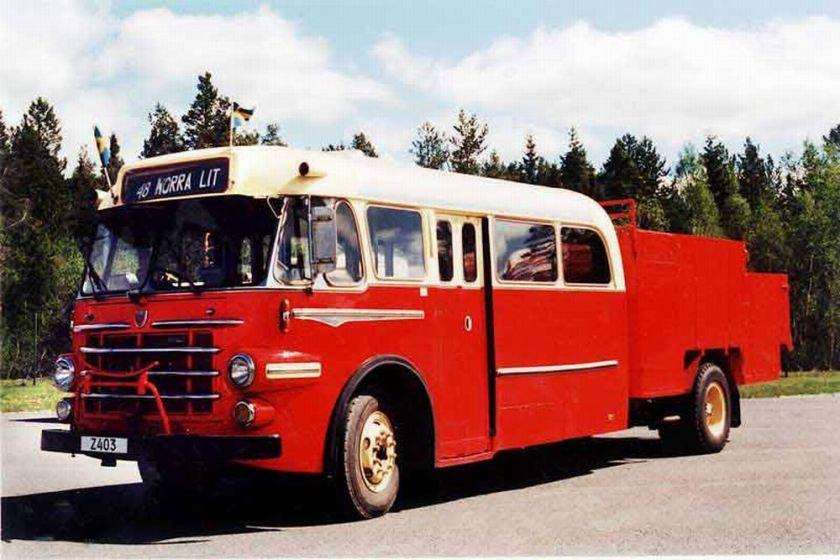 1953 Volvo B 727