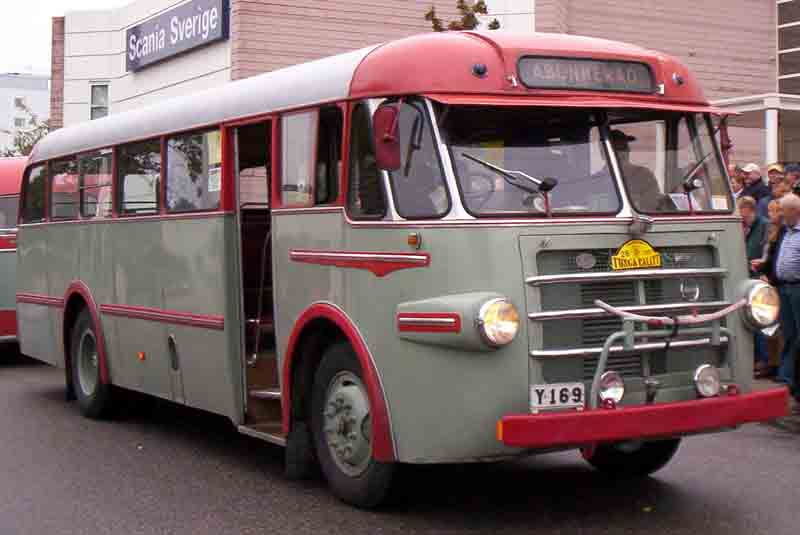 1953 Volvo Bus
