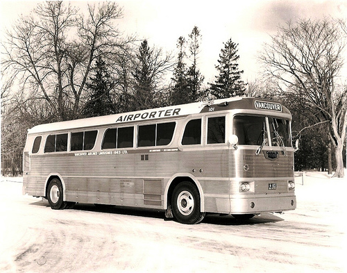 1953 Western Flyer Coach Canuck 500