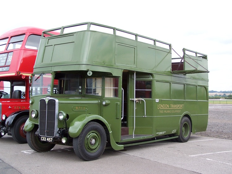 1953 Weymann UK
