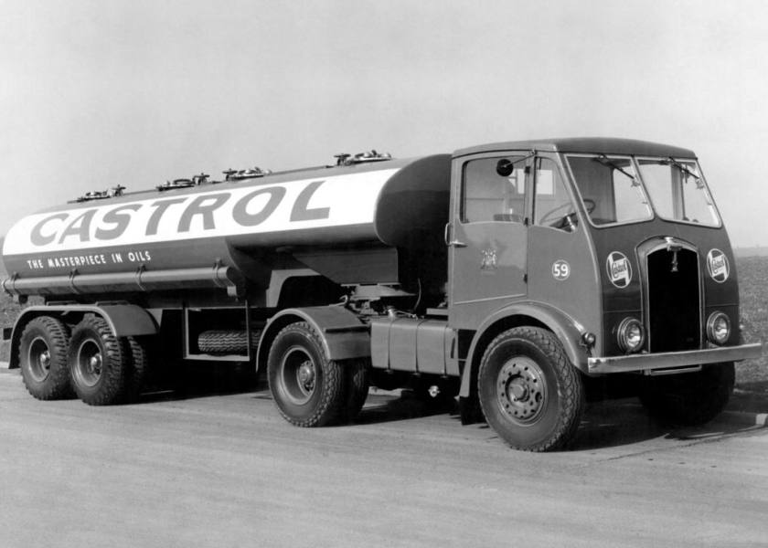 1954-57 Thornycroft Trusty